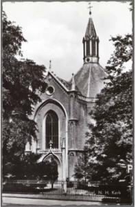 geschiedenis oude kerk