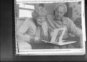 Gerda en Freek Veerman